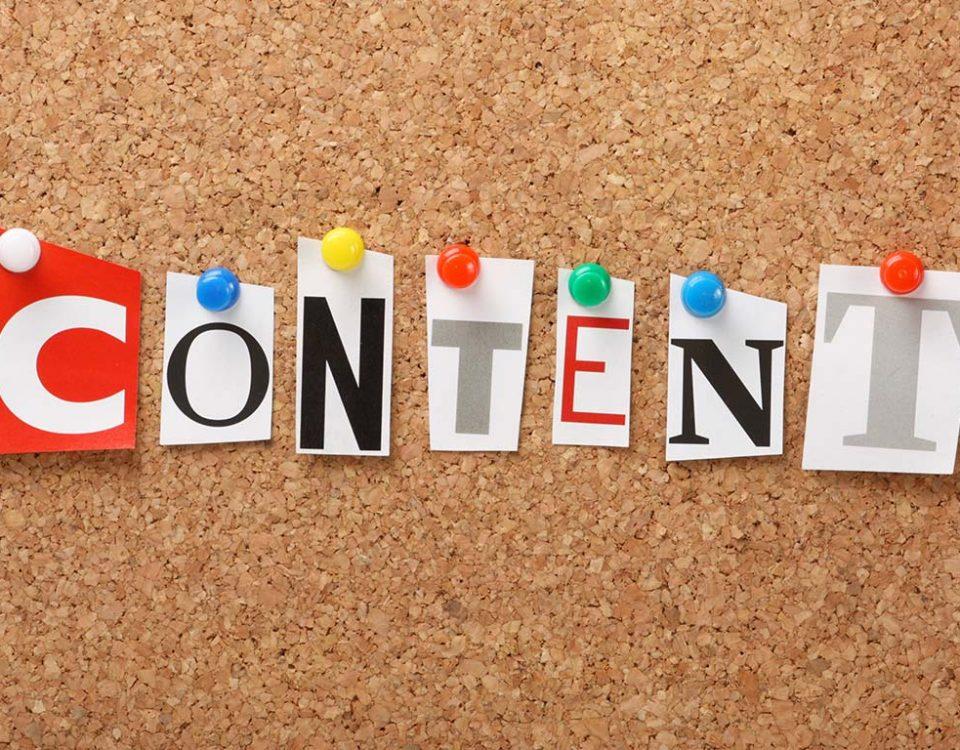 Search Content e Social Strategy