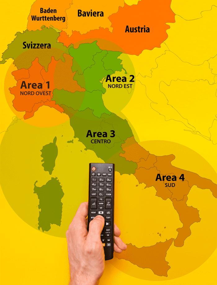 Area Pianificazione Televisione